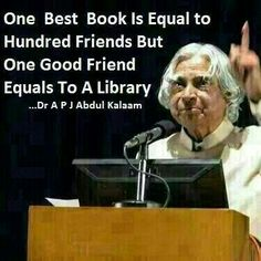 Dr. APJ Abdul Kalam morning advice