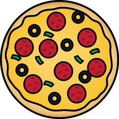 pepperoni pizza italian clipart pinterest food clipart clip rh pinterest com  pizza clipart pictures