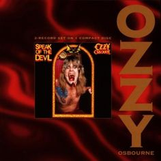 Ozzy Osbourn-Speak of the Devil..Some really cool guitar work by Brad Gillis on this album\m/