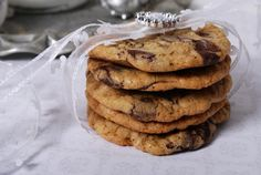 "Passion 4 baking ""Mocha Chocolate Chip Cookies"