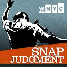 Snap Judgement is my favorite podcast. I guess it is only educational in that it is GREAT storytelling. ;-) Here is the rss feed link: http://feeds.wnyc.org/snapjudgment-wnyc