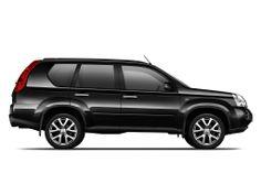 Nissan X-Trail Tekna (T31)  2009–2010