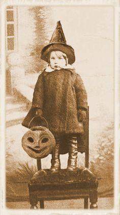 Sad Halloween Witch