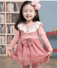 ชุดกระโปรงสาวน้อย แบบเกาหลี - สีชมพู 110 ~ 389.00 บาท >>