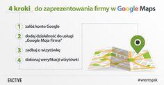 Jak pozycjonować w Google Maps? 4 kroki by zaprezentować firmę w mapach Google!