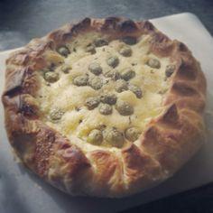 #torta #salata con #formaggio e #olive   # cheese & #olives