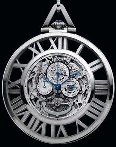 Cartier Montre de Poche ($650,000)