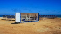 This solar-powered desalination device delivers cheap, clean water
