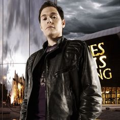 Burn Gorman - Owen Harper in Torchwood Torchwood, Dr Owens, Doctor Who, Russell T Davies, Captain Jack Harkness, John Barrowman, Punk, Thats The Way, Dr Who