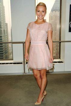Hayden Panettiere And Sandals On Pinterest