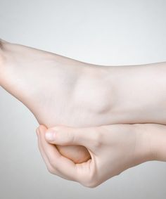 Heel pain is caused by factors such as obesity, strain or the wrong footwear. Find out how Vajrasana and Adho Mukha Svanasana can mitigate heel pain.