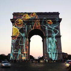 Tour de Arch