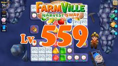 Farmville Harvest Swap - Level 559 - Chapter 30 Kraken Attackin (1080p/6...