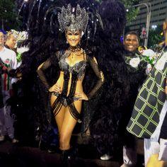 Ana Hickmann no Carnaval 2012 Brasil! Rio de Janeiro - Grande Rio