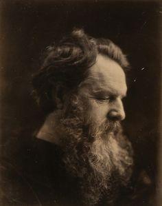 Julia Margaret Cameron, James Thomas Fields, 1869, Skinner
