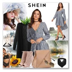 """""""shein-III-4"""" by ane-twist ❤ liked on Polyvore featuring shein"""