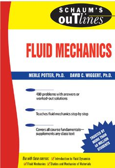 Download Fluid Mechanics By Merle Potter & David C. Wiggert free Full [PDF] ~ Civil Engineering Blog