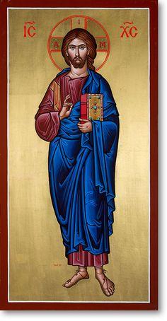 Christ Original Icon 36' tall