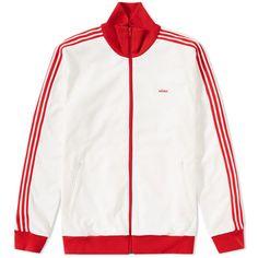 Retro sportswear  1970s Adidas Consortium Beckenbauer tracksuit reissued 5c72bfd50