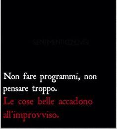 No programmi