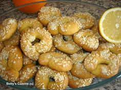 Betty's Cuisine: Cookies / Biscuits