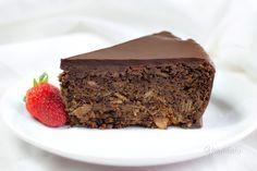 Orechová torta bez múky