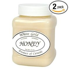 White Gold Honey, 23-Ounce Container (Pack of 2) $23.54