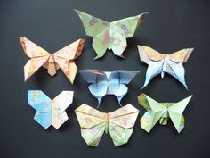 Origami butterflies. Miso and Mochi on Strikingly