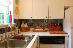 My Boho Cottage Kitchen