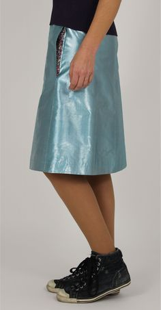 """Skirt """"Space"""" by Madre Mía del Amor Hermoso"""