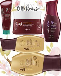 Top 5 produtos de cabelo do Boticário: os meus 5 produtinhos capilares preferidos da marca! Tem shampoo, condicionador, máscara e muito mais!