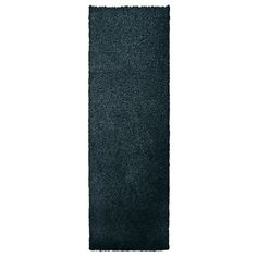 Modern Blue Sailor Shag Area Rug
