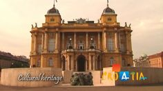 Croatia - Cultural Heritage on ULocaliZ your video travel guide!