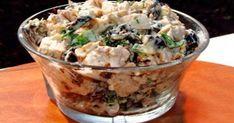 Astăzi, drag amator ale bucatelor delicioase, vă prezentăm o rețetă grozavă de salată fantastică cu pui și ciuperci. Această salată poate fi pregătită cu încredere – va înlocui cu succes salata Olivier. Gustarea este sățioasă și cel mai important, foarte, foarte gustoasă! Numaidecât pregătiți această salată de Revelion și nu veți regreta! Rețeta este foarte simplă, aperitivul se prepară foarte ușor, chiar fără bătăi de cap. Pregătiți, testați și uimiți oaspeții dragi cu delicii fantastice, Potato Recipes, Chicken Recipes, Dinner Salads, Proper Nutrition, Brunch Recipes, Bon Appetit, Salad Recipes, Food And Drink, Cooking Recipes