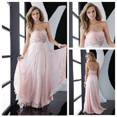 Custom Made Long Designer Chiffon Prom Evening Dress 2012 (CL101) on Made-in-China.com