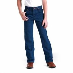 Wrangler Cowboy Cut Original Fit Jeans