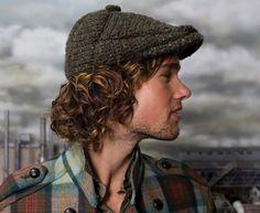 http://juliestrier.hubpages.com/hub/Free-Crochet-Patterns-for-Men