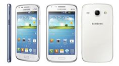 Samsung announced the Galaxy Core, a midrange Android phone aimed at global markets.