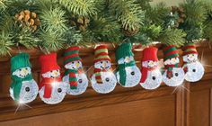 "60"" Indoor Christmas Tree String Lights Set"