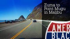 Drive Time - Zuma to Point Mugu - Pacific Coast Highway - Malibu