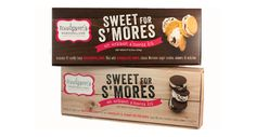 S'MORES KIT: CHOCOLATE & PEANUT BUTTER MARSHMALLOWS by MADYSON'S GOURMET MARSHMALLOWS on @UDKitchen http://undiscoveredkitchen.com a digital farmers' market for specialty, small batch food!