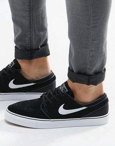 Pánské Nike SB Janoski Tenisky Černá MD694 - Pánské Boty Nike SB 9546a25f79
