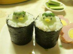 REBLOGGED - kappa maki sushi