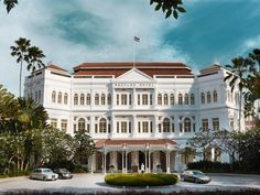As much a historical landmark as it is a luxury hotel, The Raffles, which opened in 1887, is one of the most famous heritage properties in the world.