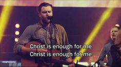 Christ Is Enough - Hillsong Live (New 2013 Album) Best Worship Song with...
