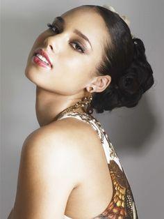Alicia Keys  http://www.listal.com