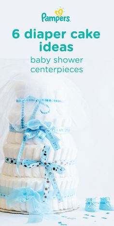 Whether you're the host or a guest, this collection of 6 diaper cake ideas can be a lovely way to inspire a thoughtful baby shower gift. Complete with tips and advice for a complete baby shower guide, celebrating your baby on the way is a wonderful milestone to cherish.