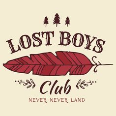 Lost Boys Club // Peter Pan by hocapontas