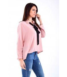 29e0382852e chemise fluide col à noeud cinelle boutique - pas cher Cinelle boutique  mode pour femme à petits prix