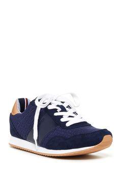 Maddie Sneaker by Tommy Hilfiger on @nordstrom_rack